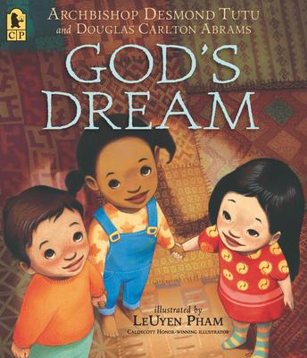Cover for God's Dream