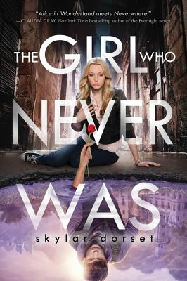 The Girl Who Never Was Cover