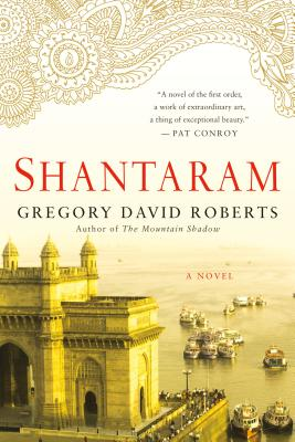Shantaram: A Novel Cover Image
