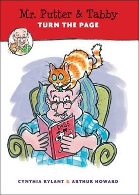 Mr. Putter & Tabby Turn the Page Cover Image