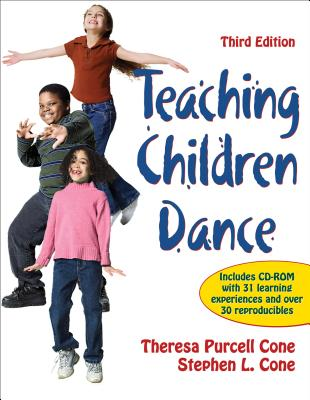 Teaching Children Dance Cover Image