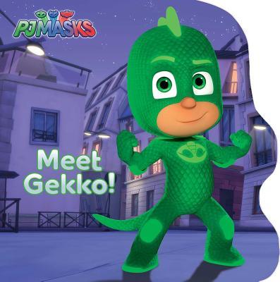 Cover for Meet Gekko! (PJ Masks)