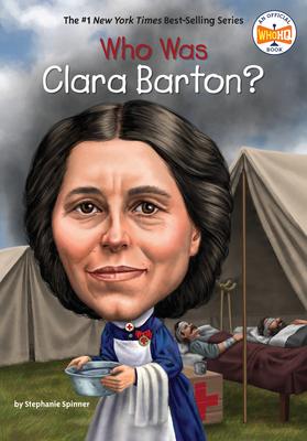 Who Was Clara Barton? (Who Was?) Cover Image