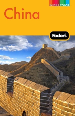 Fodor's China Cover