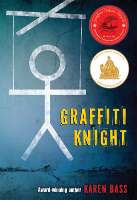 Graffiti Knight Cover Image