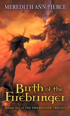 Birth of the Firebringer Cover