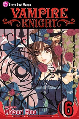Vampire Knight, Volume 6 Cover