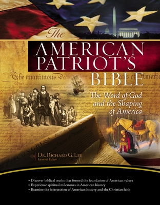 American Patriot's Bible-NKJV: The Word of God and the Shaping of America Cover Image