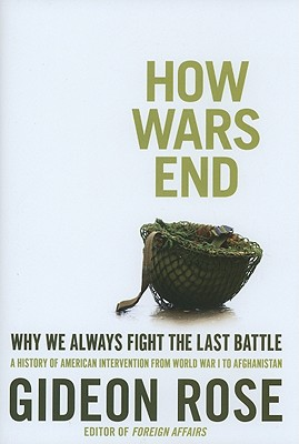 How Wars End Cover