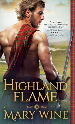 Highland Flame (Highland Weddings #4) Cover Image