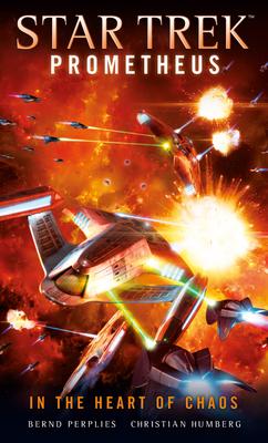Cover for Star Trek Prometheus - In the Heart of Chaos