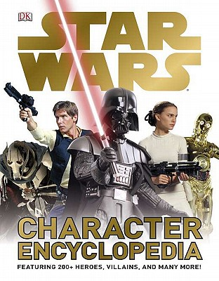 Star Wars Character Encyclopedia Cover