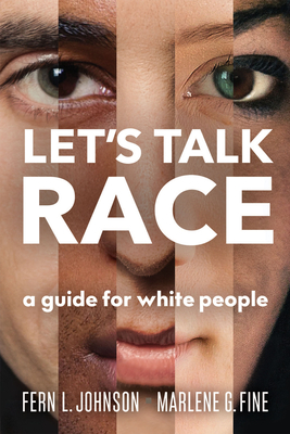 Let's Talk Race: A Guide for White People Cover Image