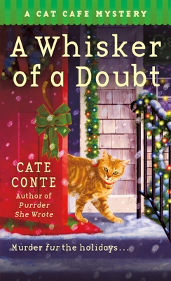 Cover for A Whisker of a Doubt