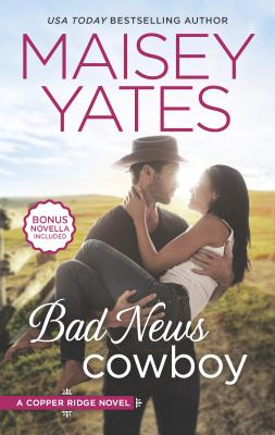 Bad News Cowboy: An Anthology (Copper Ridge) Cover Image