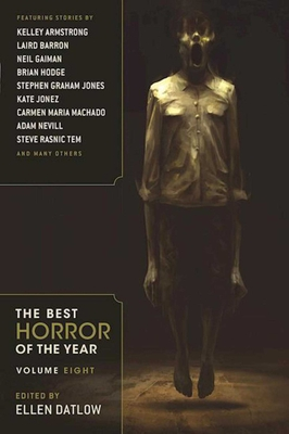 Cover for The Best Horror of the Year Volume Eight