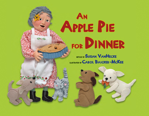Cover for An Apple Pie for Dinner