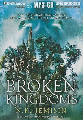 The Broken Kingdoms Cover Image