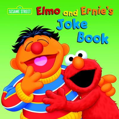 Elmo and Ernie's Joke Book Cover