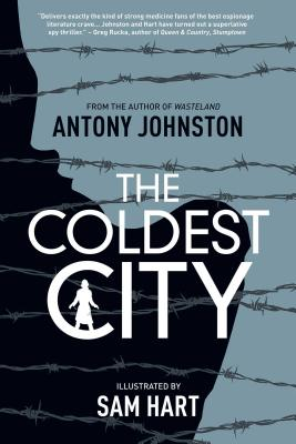 The Coldest City Cover Image