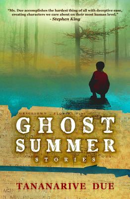Ghost Summer: Stories Cover Image
