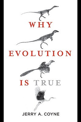 Why Evolution Is True Cover