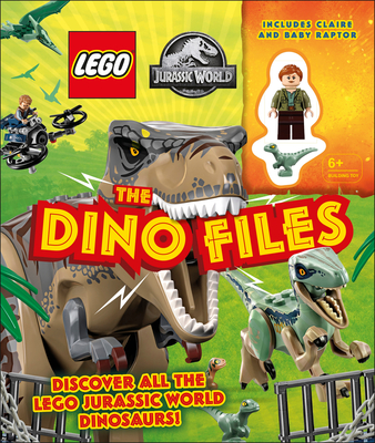 LEGO Jurassic World The Dino Files Cover Image