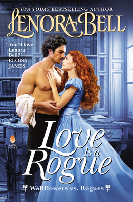 Love Is a Rogue Cover Image
