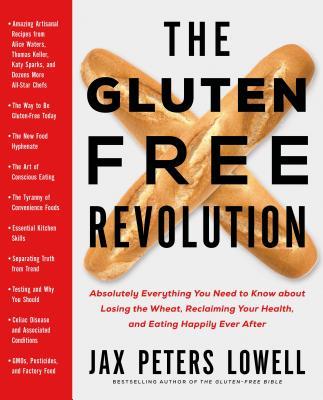 Cover for The Gluten-Free Revolution