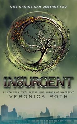 Insurgent (Divergent #2) Cover Image