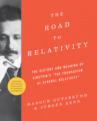 Cover for The Road to Relativity