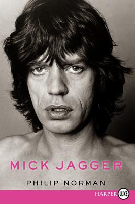 Mick Jagger Cover Image