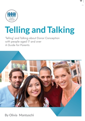 Telling & Talking 17+ years - A Guide for Parents Cover Image