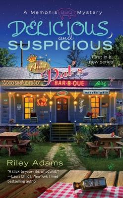 Delicious and Suspicious Cover