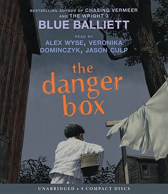 Cover for The Danger Box