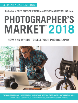 Photographer's Market 2018 Cover Image