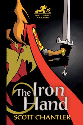 The Iron Hand (Three Thieves) Cover Image