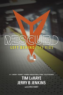 Rescued (Left Behind: The Kids Collection #4) Cover Image