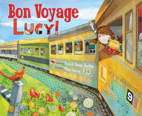 Bon Voyage, Lucy! Cover Image