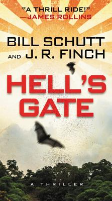 Hell's Gate: A Thriller Cover Image