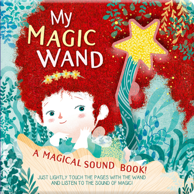 My Magic Wand: A Magical Sound Book! Cover Image