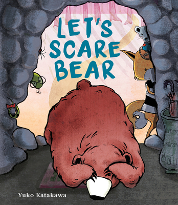 Let's Scare Bear Cover Image
