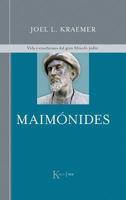 Maimonides: Vida y Ensenanzas del Gran Filosofo Judio Cover Image