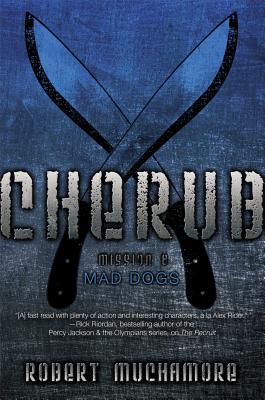 Mad Dogs (CHERUB #8) Cover Image