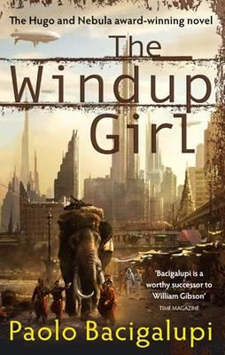 Windup Girl Cover Image