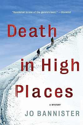Death in High Places Cover