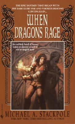When Dragons Rage: Book 2 of the DragonCrown War Cycle Cover Image