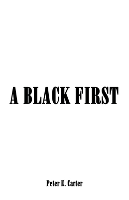 A Black First Cover Image