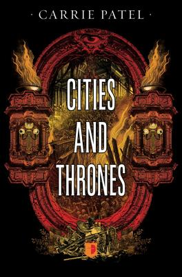 Cities and Thrones: Recoletta Book 2 (The Recoletta #2) Cover Image