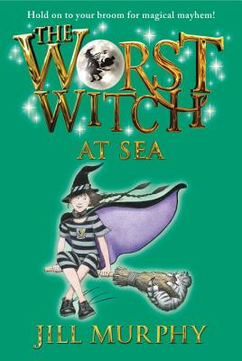 The Worst Witch at Sea Cover Image